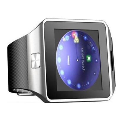 שעון חכם  Bluetooth SMART WATCH ורצועת עור