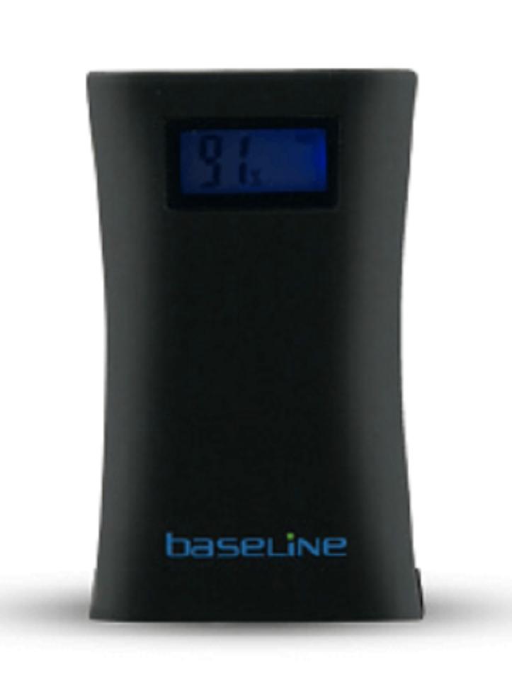 סוללה חיצונית BLACKLINE PowerBank 5200mAh