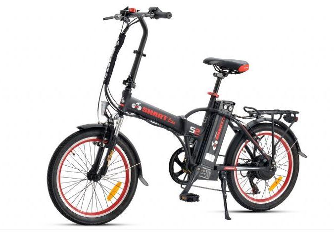 אופניים חשמליים מתקפלים Smart Bike Smart Bike S2