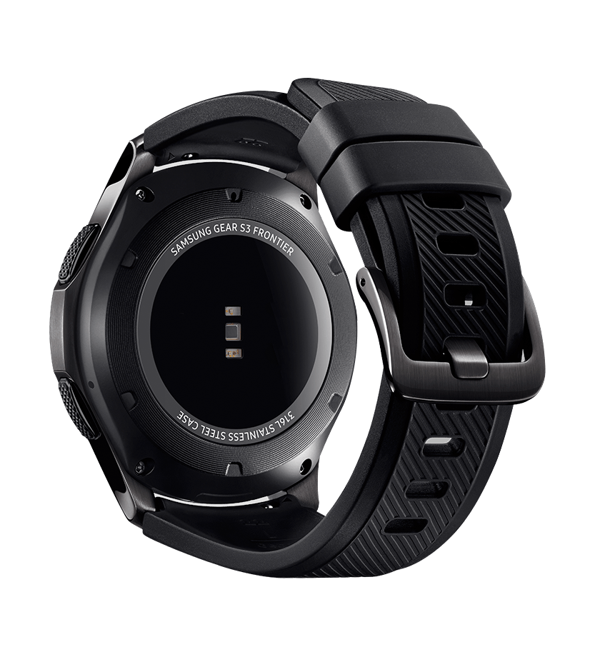 שעון יד חכם Samsung Gear S3 Frontier SM-R760