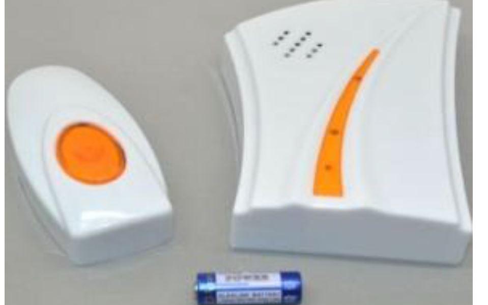 Doorbell Wireless פעמון דלת דיגיטלי אלחוטי