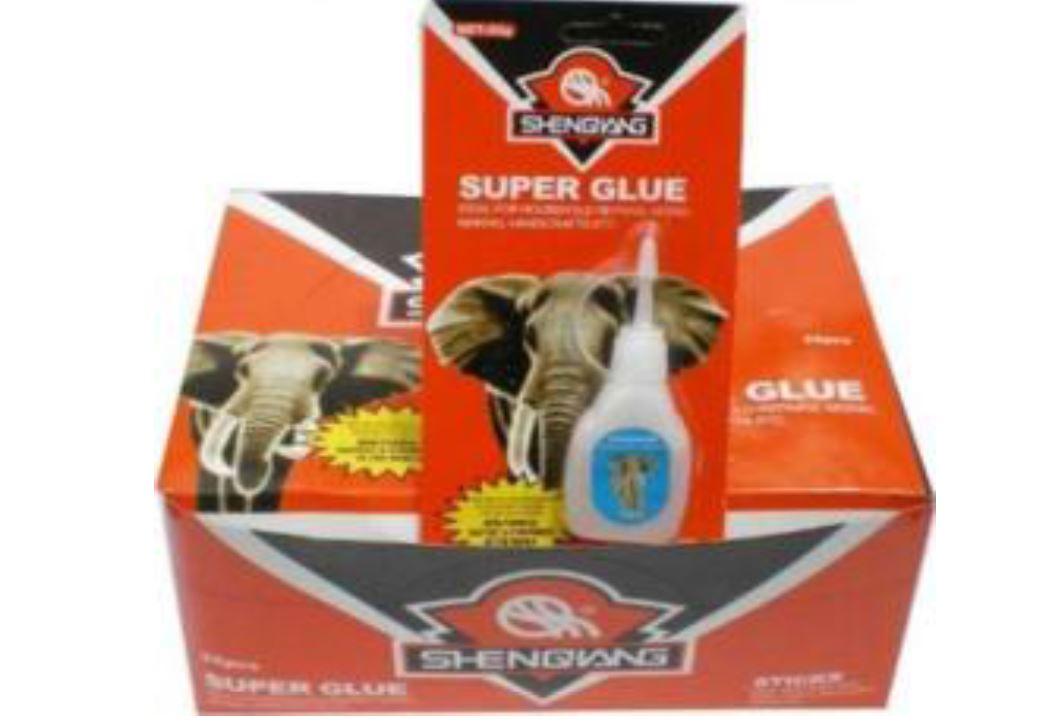 "Glue ""Elephant"" בק מהיר רב שימושי"