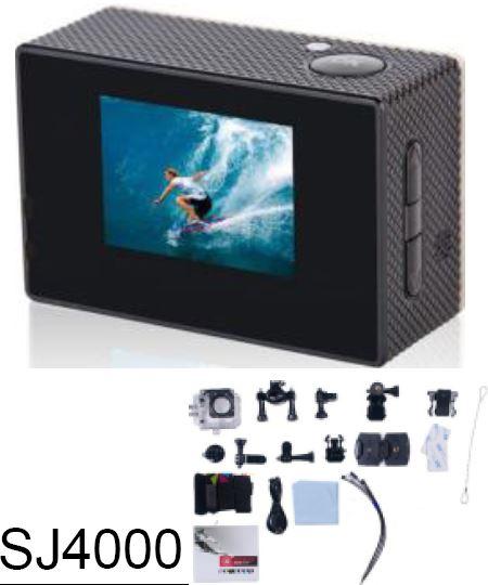 מצלמת אקסטרים דיגיטאלית SJ5000 WIFI