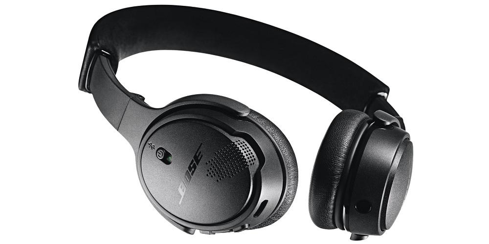 אוזניות אלחוטיות Bose on-ear wireless headphones