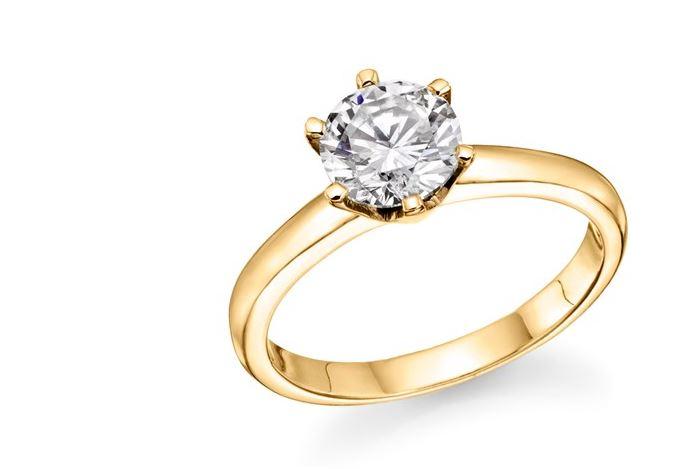 טבעת אירוסין - בעיצוב אישי