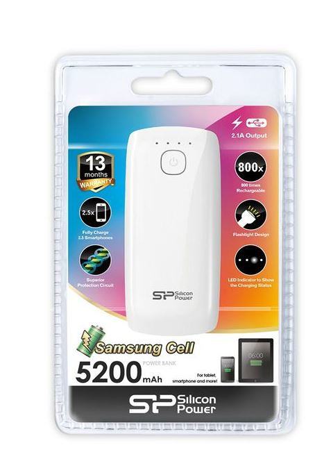 SP POWER BANK P51 5200mAh