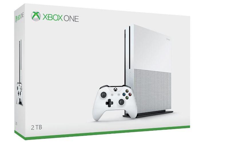 קונסולה Microsoft Xbox One S 1TB מיקרוסופט