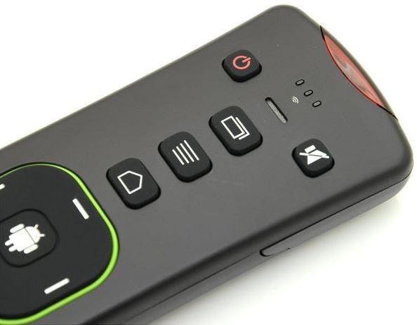 שלט רחוק משולב Air Mouse ומקלדת Air Mouse Minix Neo A2 Lite