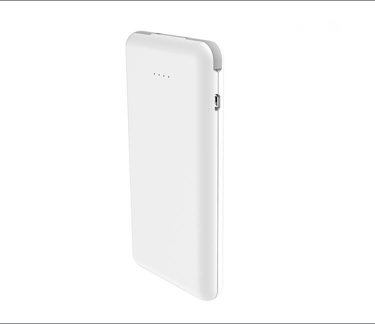 סוללה חיצונית WHITELINE PowerBank 8000mAh