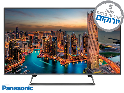 טלוויזיה Panasonic TH-65CX700L 4K ‏65 ‏אינטש פנסוניק