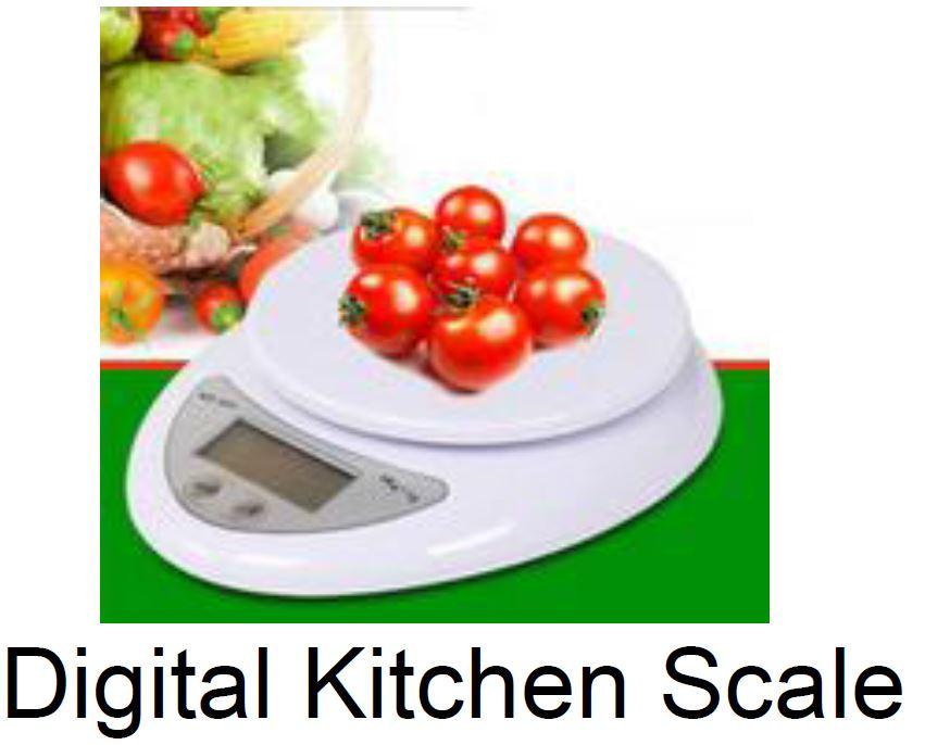 Digital Kitchen Scale משקל מטבח