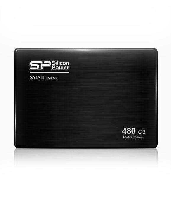 SILICON POWER SLIM S60 SATA3 SSD 480