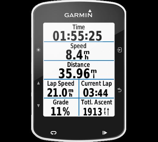 מחשב רכיבה Garmin Edge 520