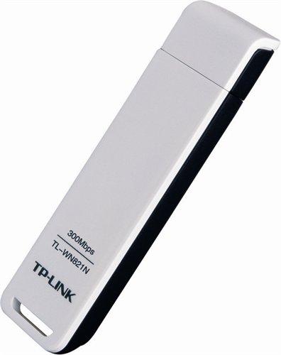 כרטיס אלחוטי 300Mbps בחיבור USB  TL-WN821N