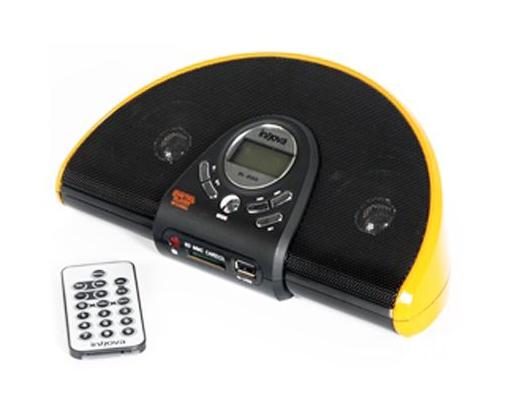 רמקול נייד לנגן/אייפון - INNOVA DL200