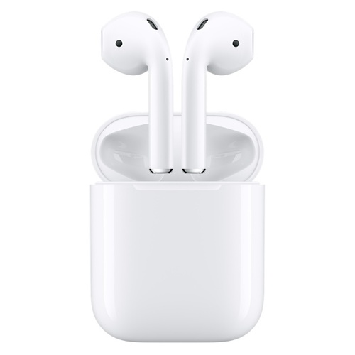 אוזניות Apple AirPods 2 Bluetooth אפל