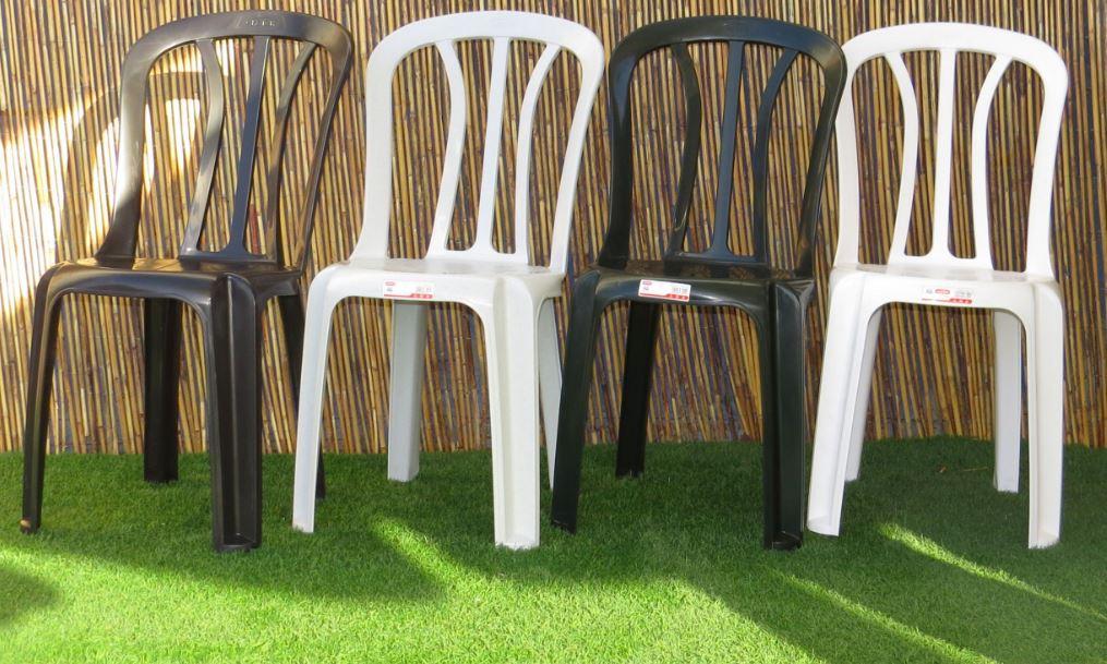 כסא פלסטיק קלאב כתר - מכירה סיטונאית