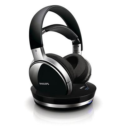 אוזניות אלחוטיות Philips SHD9000 פיליפס