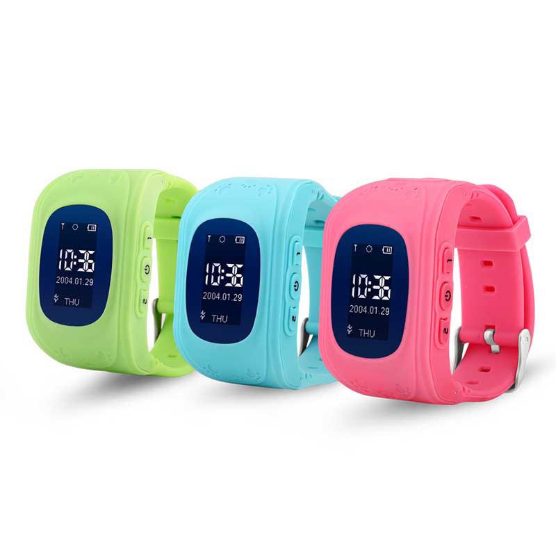 Kidi Watch Basic שעון טלפון חכם לילדים עם איתור בעזרת GPS אנולוגי קידי ווטש
