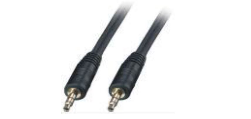 Cable 3.5mm  to 3.5mm -3m