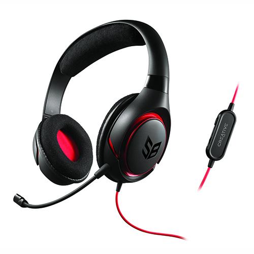 אוזניות חוטיות Creative SB Inferno קריאייטיב