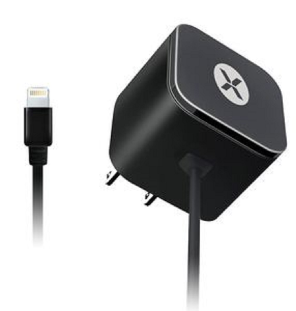 Dexim - Home Charger iPhone 5/6/6Plus -Bleck+
