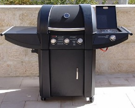 גריל גז spider grill 3